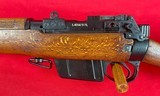 L42A1 7.62mm Enfield Sniper Rifle w/ military transit chest and all accessories - 6 of 15