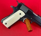Colt 1911A1 45ACP Pre WWII Commercial 1925 First year production - 2 of 11