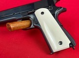Colt 1911A1 45ACP Pre WWII Commercial 1925 First year production - 7 of 11