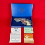 Colt Custom Shop Model 1873 SAA 45LC New from 1994 w/ Ivory grips