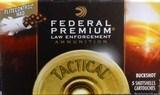 Federal 00 Buck .12ga -Tactical Grade - 50 Rounds - 4 of 4