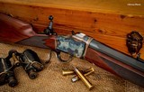 Turnbull Finished Winchester 1885 High Wall - 7 of 7