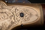 Navy Arms A. Uberti 1860 Henry, Engraved by FEGA Master Lee Griffiths - 10 of 25