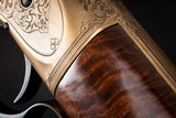 Navy Arms A. Uberti 1860 Henry, Engraved by FEGA Master Lee Griffiths - 20 of 25
