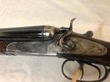 Vincenzo Bernandelli Italia 12 gauge 28 inch barrels hammer gun