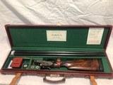 Zabala -Elbar 12 gauge HI GRADE side by side shotgun