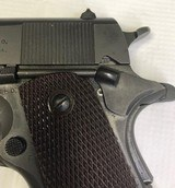 Colt 1911A1 45acp WWII 1943w/shoulder rig two mags - 3 of 15