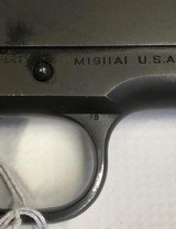 Colt 1911A1 45acp WWII 1943w/shoulder rig two mags - 10 of 15