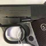 Colt 1911A1 45acp WWII 1943w/shoulder rig two mags - 4 of 15