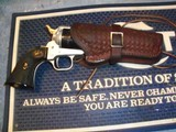 Colt 22 Scout with Holster