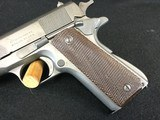 Remington Rand M1911 A1, U.S. Property WW2 - 4 of 15