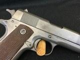 Remington Rand M1911 A1, U.S. Property WW2 - 7 of 15