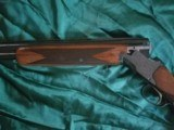 Belgium Browning Superposed Field 20 Gauge26 1/2Inch O/U BarrelsImproved Cylinder and Modified Chokes - 2 of 13