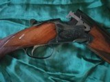 Belgium Browning Superposed Field 20 Gauge26 1/2Inch O/U BarrelsImproved Cylinder and Modified Chokes - 11 of 13