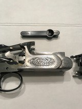 Perazzi mx8 sc3 lusso receiver and forend iron set - 7 of 11