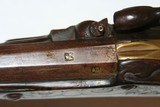 Percussion Converstion Pistols From 1710, .62 cal. horse holster pistols - 8 of 13