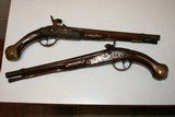Percussion Converstion Pistols From 1710, .62 cal. horse holster pistols - 3 of 13
