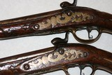Percussion Converstion Pistols From 1710, .62 cal. horse holster pistols - 7 of 13