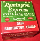 Remington Express Extra Long Range 16Ga Kleanbore - 1 of 8