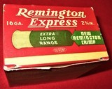 Remington Express Extra Long Range 16Ga Kleanbore - 4 of 8