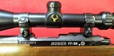 Ruger 77/22 .22 Win MagStainless Simmons Scope - 8 of 15