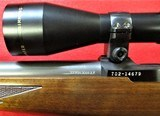 Ruger 77/22 .22 Win MagStainless Simmons Scope - 9 of 15