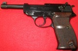walther p 38 interarms .9mm with extras super nice