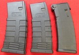Pro Mag and Tapco AR15 Magazines 30 Rd (3 Total) 223/5.56