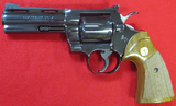 """Colt Python .357 Mag. 4""""Blue with Box & Paperwork"""
