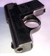 Liliput Pistol 4.25mm Semi Auto - August Menz - 11 of 12