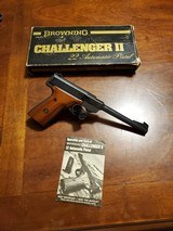 BROWNING CHALLENGER .22