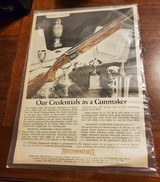 1970 ADVERTISEMENT FOR BROWNING SUPERPOSED