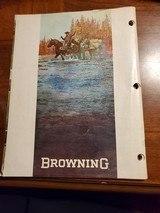 1977 BROWNING CATALOG - 2 of 2