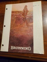 1977 BROWNING CATALOG - 1 of 2