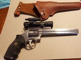 SMITH AND WESSON MODEL 686 .357