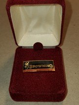 BROWNING TIE PIN - 1 of 6