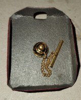 VINTAGE BUCKMARK TIE PIN - 5 of 5