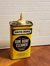 VINTAGE BRITE-BORE CAN BORE CLEANER