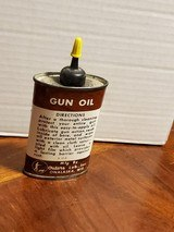 VINTAGE CAN OF OUTERS GUN OIL - 2 of 2