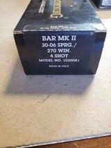 BROWNING BAR MK II 4 SHOT MAGAZINE - 6 of 6