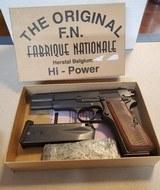FN HI POWER 9MM