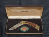 Browning Tracker Series Knife # 258