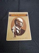 The American Gunmaker John M Browning a Complete Comic Strip Story Album