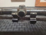 Weaver Scope with mounts - 2 of 3