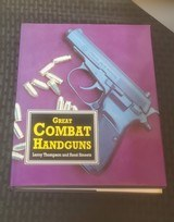Great Combat Handguns by Leroy Thompson and Rene Smeets