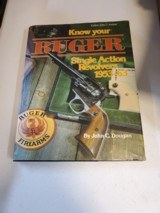 KNOW YOUR RUGER **SIGNED** - 1 of 2