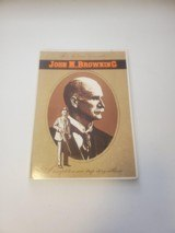 John M. Browning A Complete Comic Strip Story Album