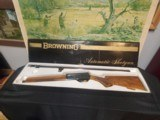 Browning A5 Sweet 16 NEW IN BOX