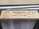 Browning A5 Sweet 16 NEW IN BOX - 11 of 11