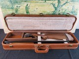 1969 Browning Superposed 20 Lightning with case